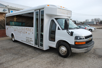 new jersey prom limo buses
